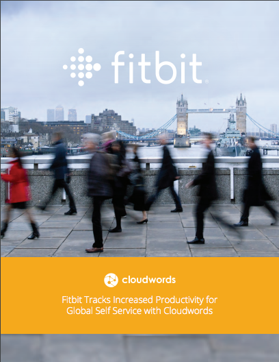 Fitbit Tracks Increased Productivity for Global Self Service with Cloudwords
